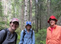Sweden fieldwork...complete! July 2012